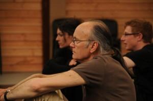 Image de Jean-Claude Cotillard en stage
